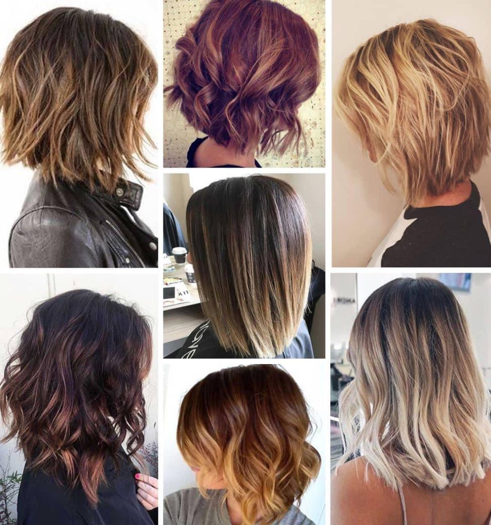 des coiffures femme