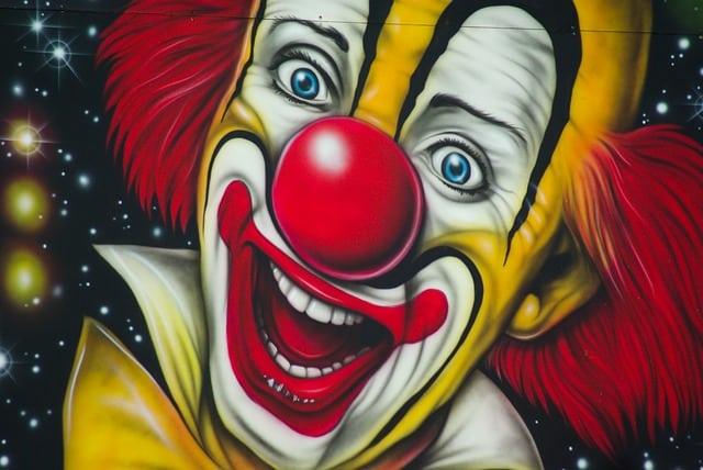 le clown ça