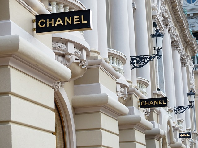 magasin chanel