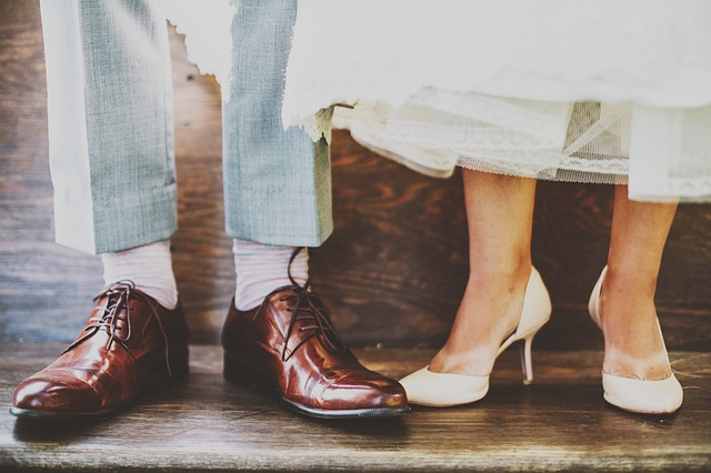 des belles chaussures