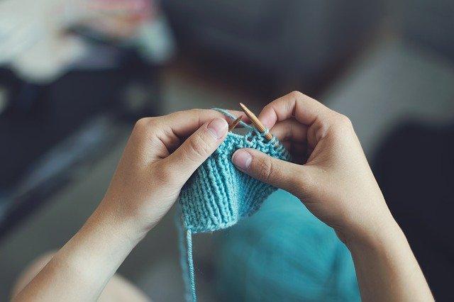tricot de couture