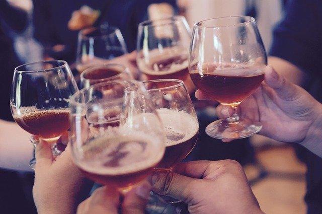 verres de biere